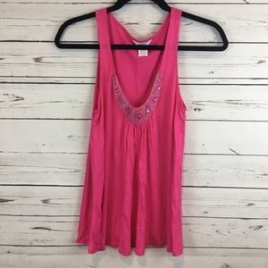 Candie's Pink Tank Top